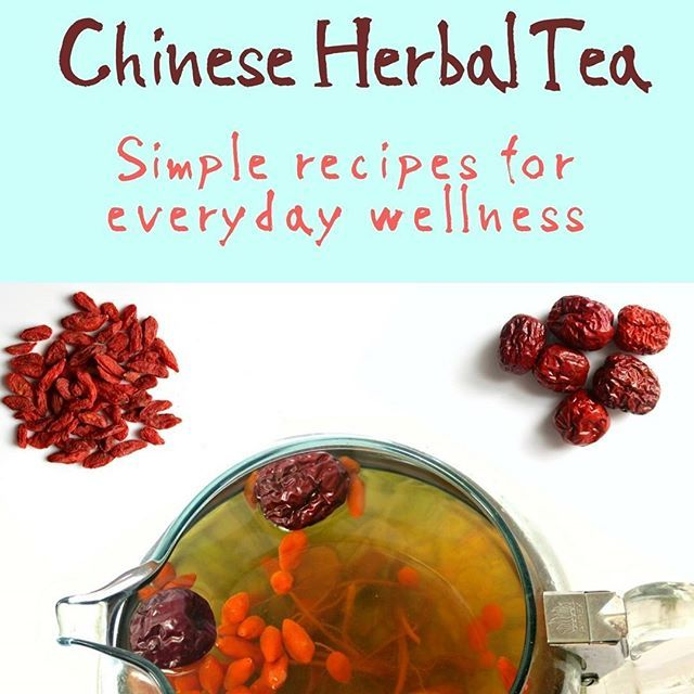 New book on Amazon. Refer to common Chinese herbs and the simple formulas you can make at home: Chinese Herbal Tea - simple recipes for everyday wellness.