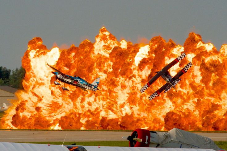 EAA Airventure 2014 is full throttle ahead, and it's been an impressive show so far. Michael Miley has been shooting the some of the best photos of the show and sharing them on his photostream. Check out these 23 blood pumping images.