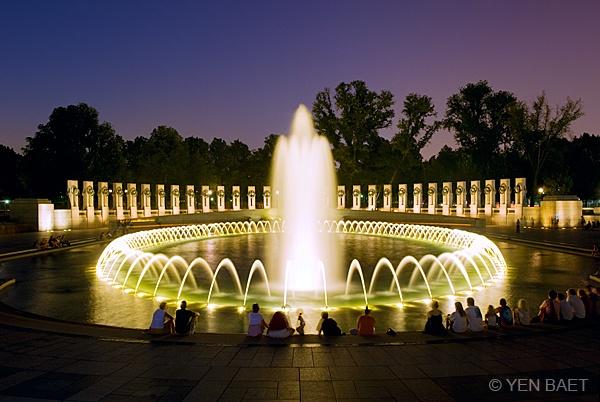 Washington, DC: World War Ii, Dc Water, Water Fountain, Dc Trips, Washington D C, Dc Www Facebook Com Loveswish, Wwii Memories, Washington Dc, Dc Ri