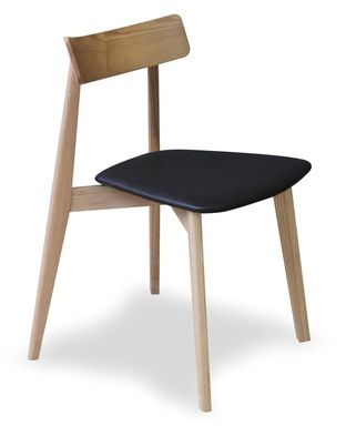 Stunning Julia chair - clean lines and minimalist looks