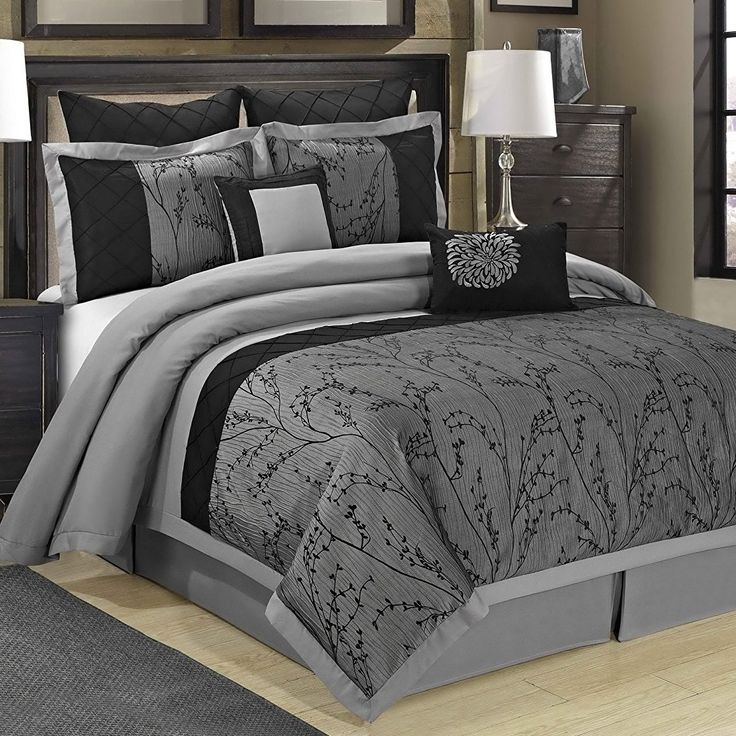 Wisteria 8 Piece Comforter Set Design Inspirations