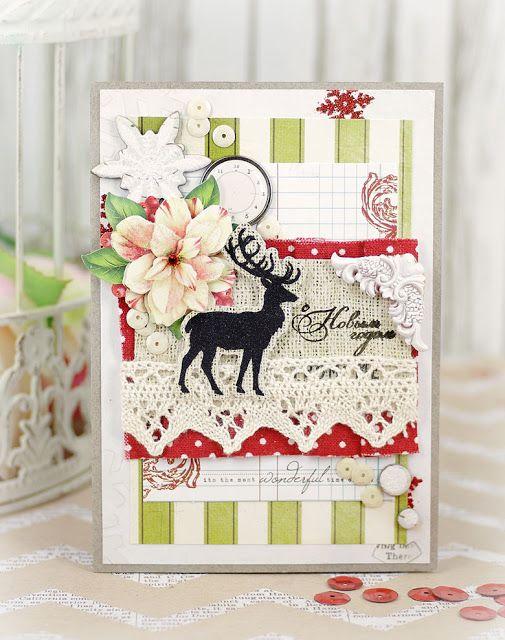 Уютное Рождество http://alkobz.blogspot.ru/2013/11/blog-post.html