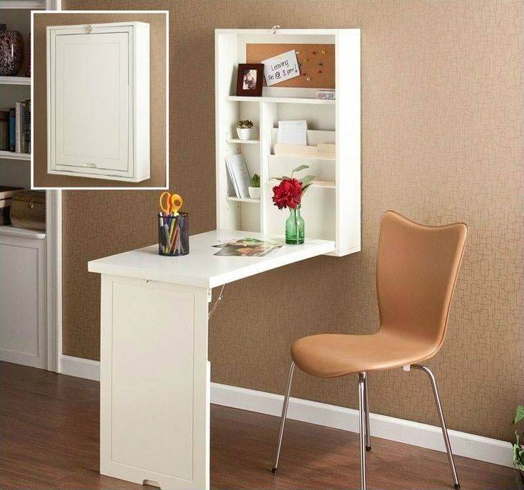 Ten Space Saving Desks That Work Great In Small Living Spaces