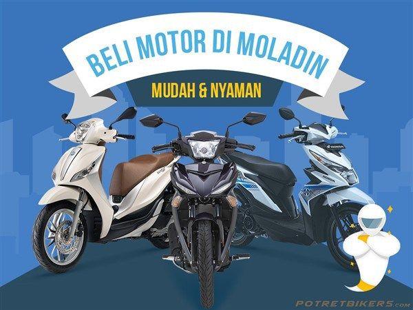 Tata Cara Beli Motor di Moladin Dijamin Mudah, yuks simak prosesnya !!