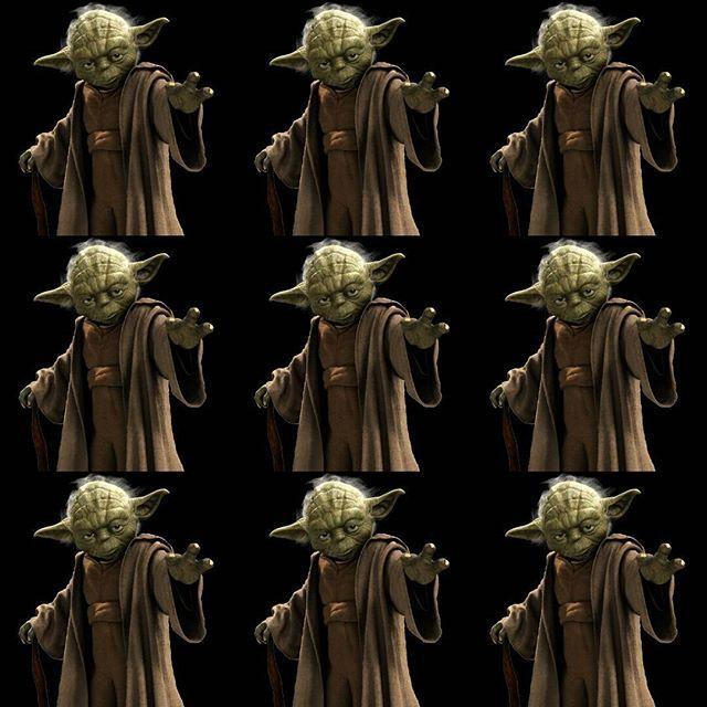 Muchos de los nombres de los personajes de #StarWarsestán derivados de lenguajes varios. En el caso de #Yoda, es una variación y traducción de la palabra guerrero en sánscrito,#yodha.  #starwarsdisney #starwarsfan #disney #theforce #nerds #Nerdlanders #movies