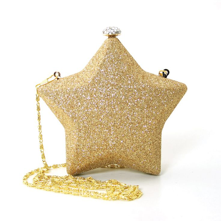 Sparkling Star Purse — Lace and Lore