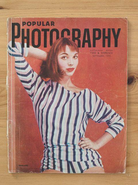 Popular Photography magazine September 1955 by freshdarling