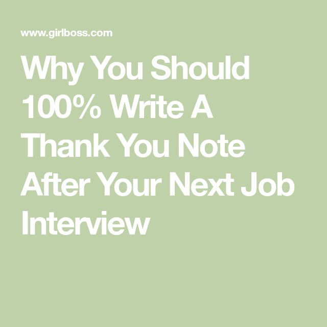 The 25+ best Thank you after interview ideas on Pinterest Resume