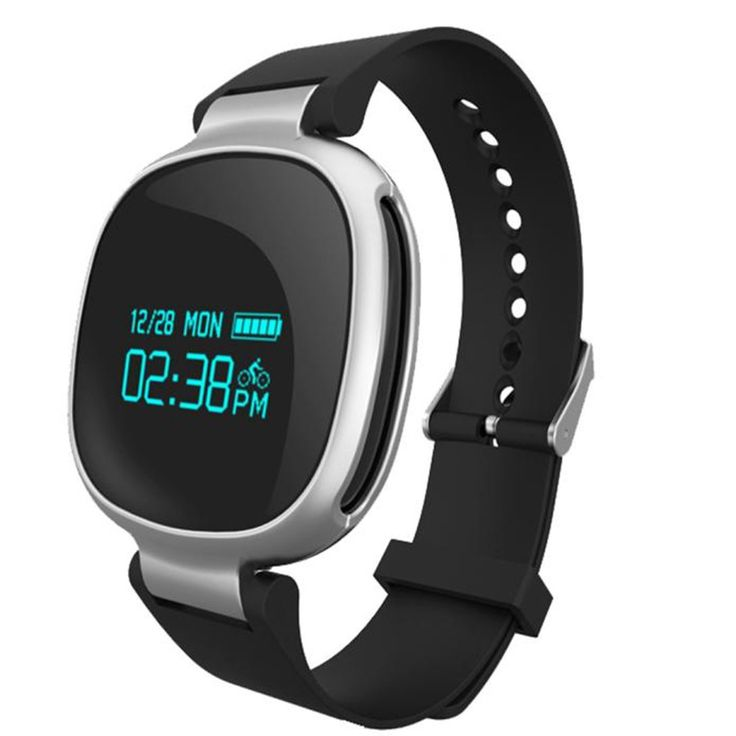 Lucoo® Fashion Bluetooth 4.0 Sports Smart Bracelet Heart Rate Fitness Tracker Call Reminder (Black). Special function: 12/24 hours system, date and week display, Display sleep time and power Sports and Health: Pedometer(Distance, Calorie), Dynamic heart rate, Sleep tracking(time, quality), Sedentary reminder. Bicycle-riding mode: Riding time & calorie Swimming mode: Swimming time Calorie Multiple movement modes: Rope skipping, Jumping jacks, Sit-ups, Running mode. WeChat Sports: WeChat…