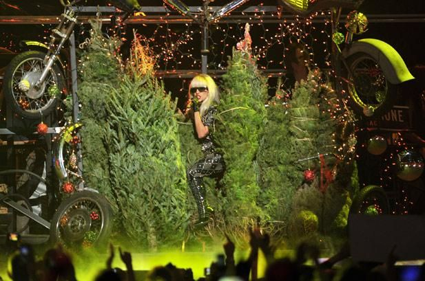 lady gaga and her musical journey Her outlandish fashion sense has helped make lady gaga the pop phenomenon   have the musical talent to lift her to the ranks of all-time greatness  three- week world tour to promote her new album born this way (out on.