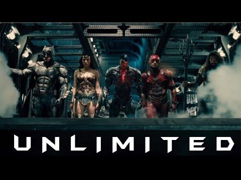 Justice League Unlimited Movie Intro