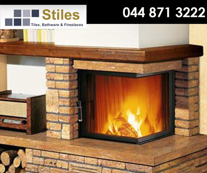 At #Stiles we like to stay at the cutting edge of trends & design, such as this stylish #Piazzetta Velletri firebox. For more information, call us on 044 871 3222. #warmth.