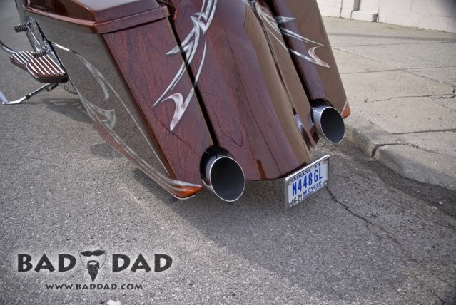 Bad Dad | Custom Bagger Parts for Your Bagger | Baggers :: Dave's Road Glide