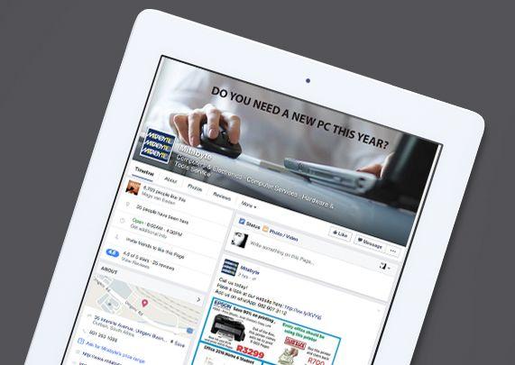 Social Media Portfolio - Mitabyte