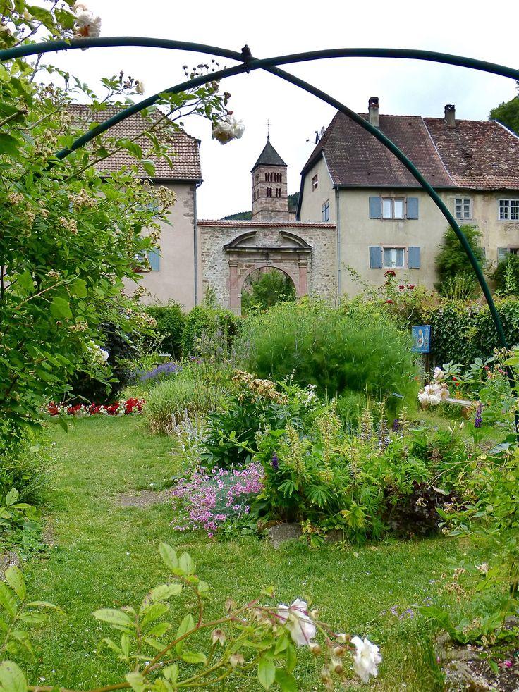 Murbach, Alsace