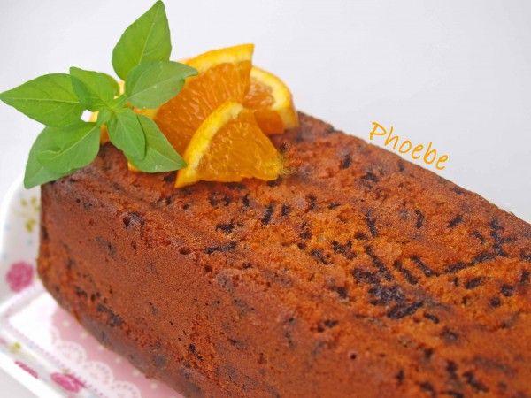 Κέικ με καρύδα και πορτοκάλι #sintagespareas #coconut cake