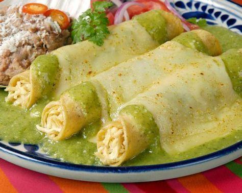 Las enchiladas son uno de los platos más elaborados en México y se realizan con tortillas de maíz cubiertas en alguna salsa. Aunque las más conocidas son las...
