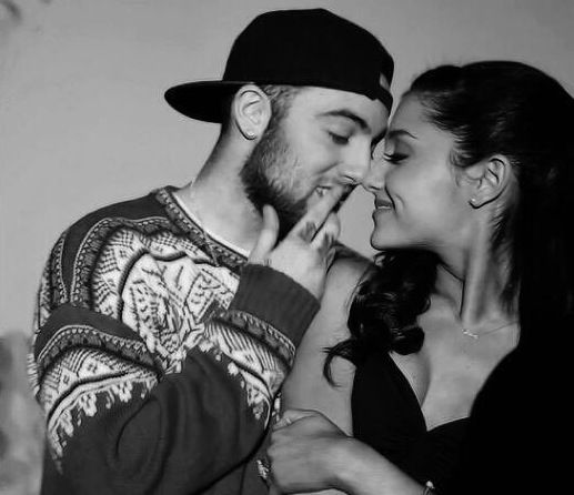 Ariana Grande and Mac Miller - The Way (from Yours Truly, 2013)   #arianagrande #lyrics