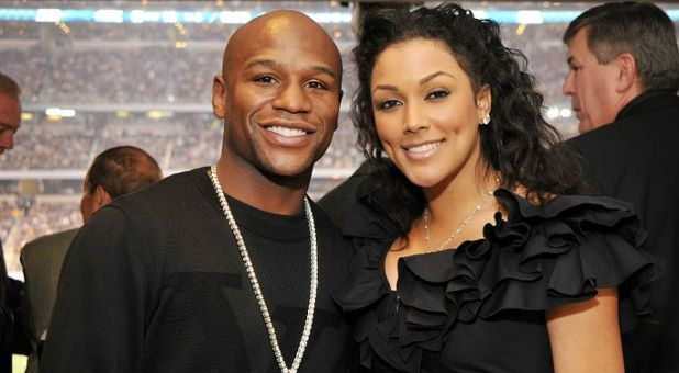 Floyd Mayweather Sues His Ex Shantel Jackson For Allegedly Stealing From Him