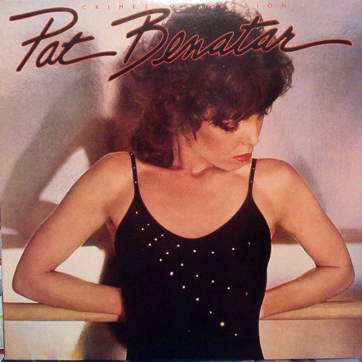 Pat Benetar Over 5 million copies sold in 1980. Not expected of a solo female rock singer at the time.