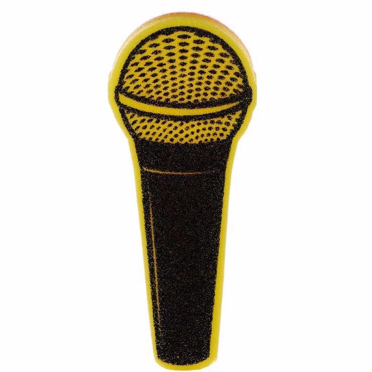 FRESH SUMMER mikrofon szivacs