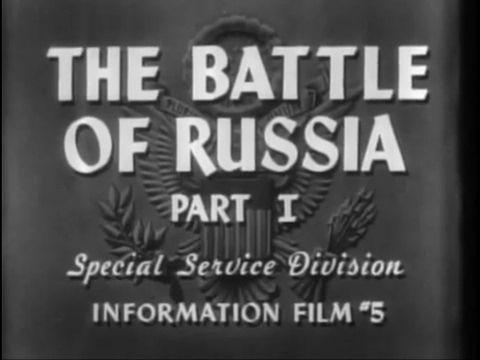 Американский фильм о России 1943 г. Такую правду даже мы о себе редко сн...