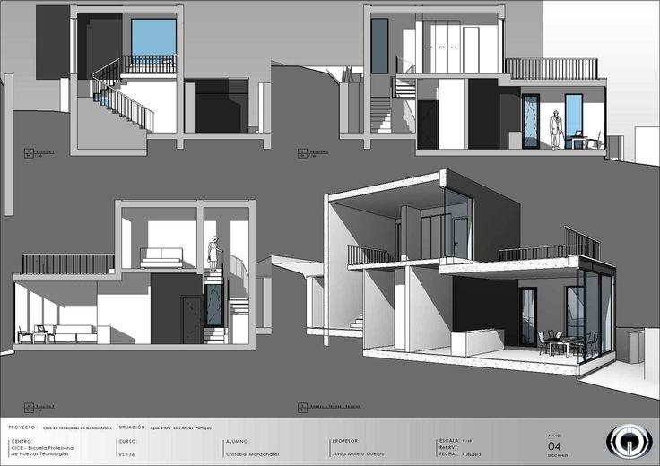 Bim building information modeling primera entrega del for Arquitectura y construccion