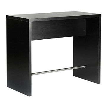 FTG Bar Table In Black Ash- Sleek, Modern, And Stylish