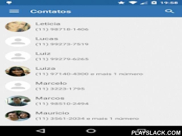 Consulta Operadora  Android App - playslack.com , Consulta Operadora descobre qual a operadora dos telefones do Brasil, não importando se eles sejam eles da Vivo, Claro, Oi, Tim, Nextel ou de qualquer outra operadora de telefonia fixa, móvel ou rádio. Com ele é possível realizar buscas em sua lista de contatos, chamadas recentes ou também de números não cadastrados em seu dispositivo.** ECONOMIZE NAS LIGAÇÕES ** O Consulta Operadora não possui limite de consultas diárias, assim você descobre…