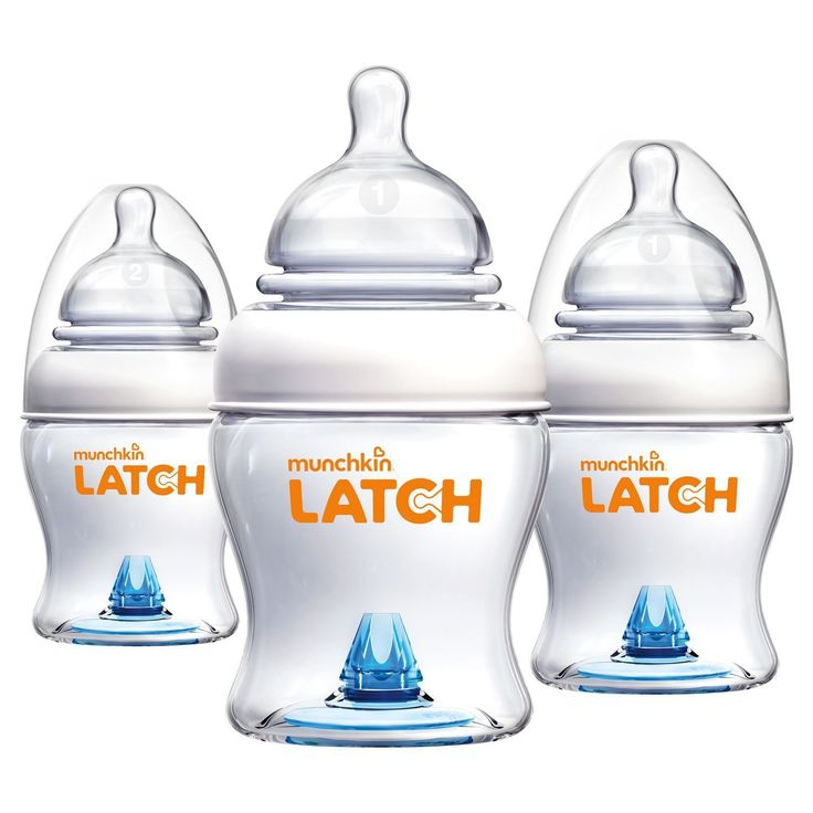 Munchkin has reinvented the bottle to be more like the breast. The unique Latch accordion nipple moves and functions most like the breast, helping ease baby's transition from breast to bottle and back