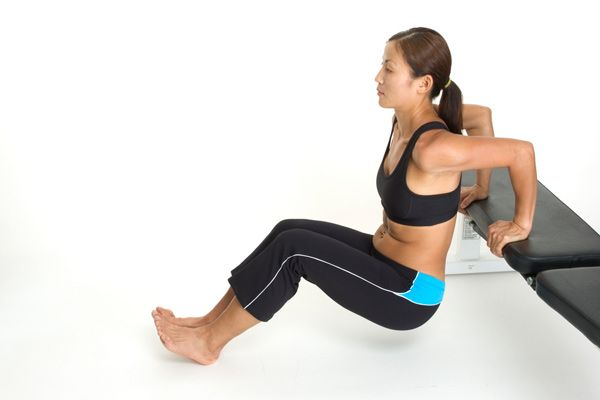 как эффективно убрать жир ног