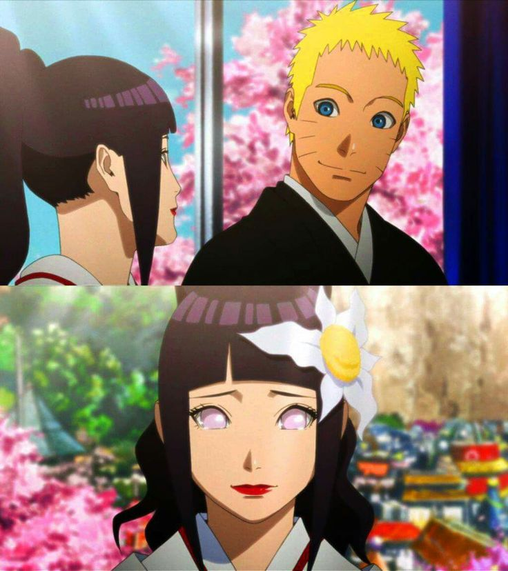 *Nick* OH MY GOD, Hinata!  She has waited, wished, and dreamed so incredibly long for that day. ❤