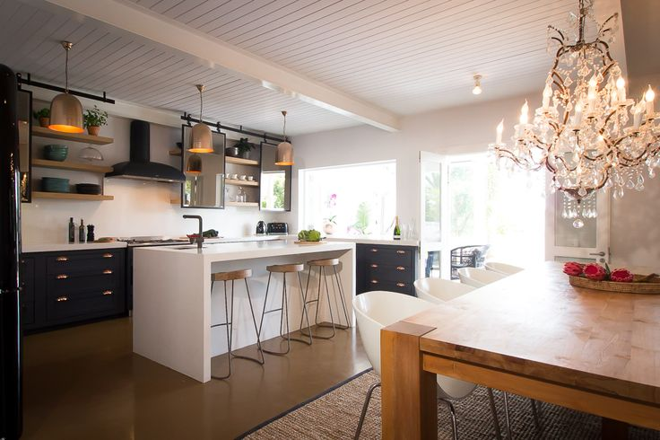 Caesarstone Kitchen of the Year 2016 | Local Category | Douglas & Douglas design by Wendy Douglas featuring Caesarstone Frosty Carrina