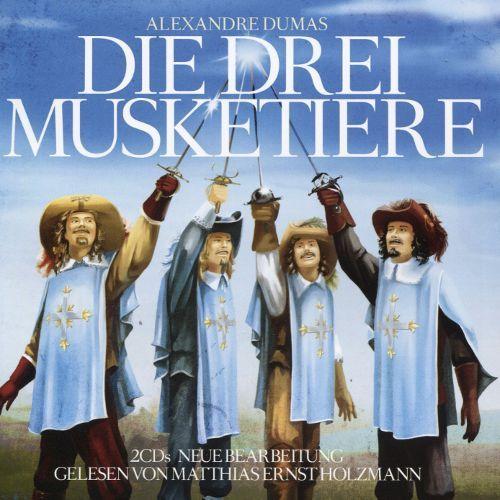 Die Drei Musketiere [Audiobook] [CD]