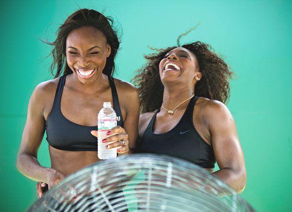 NYTimes: Venus and Serena Against the World.  || Damon Winter/The New York Times; Stylist: Deborah Afshani. Hair: Angela Meadows. Makeup (Serena): Sheika Daley. Makeup (Venus): Kazumi Brown.
