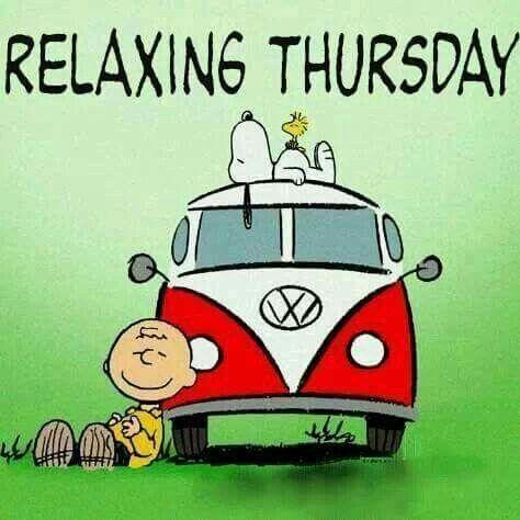 Relaxing Thursday
