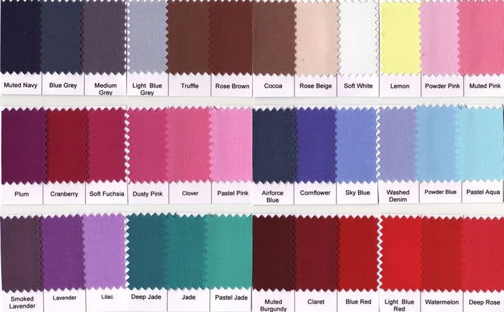 Very accurate colors for Soft Summer. Includes deeper shades for the Soft Summer Deep.
