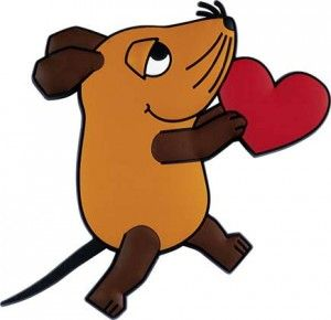 'Maus mit Herz'                                                       …