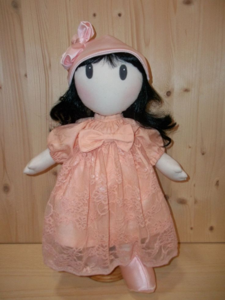 PDF Tutorial Cloth Doll Daria (inspiration from Russian dolls) Fabric Dolls Rag, Rag Dolls. from Rosselladolls on Etsy Studio