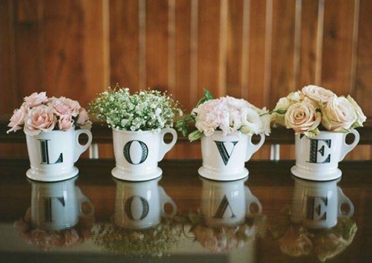 Tendências de cores e decoração de casamento em 2014