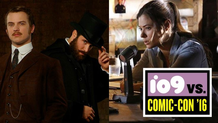 Which Time Travel TV Show Remake Should You Watch, Time After Time or Frequency?    Neither. Both. They're both entirely generic in completely different ways. Pick your poison with our spoiler-free first impressions of their pilots.Time After Time is an ABC show based on a 1979 mov   http://io9.gizmodo.com/which-time-travel-tv-show-remake-should-you-watch-time-1784017010