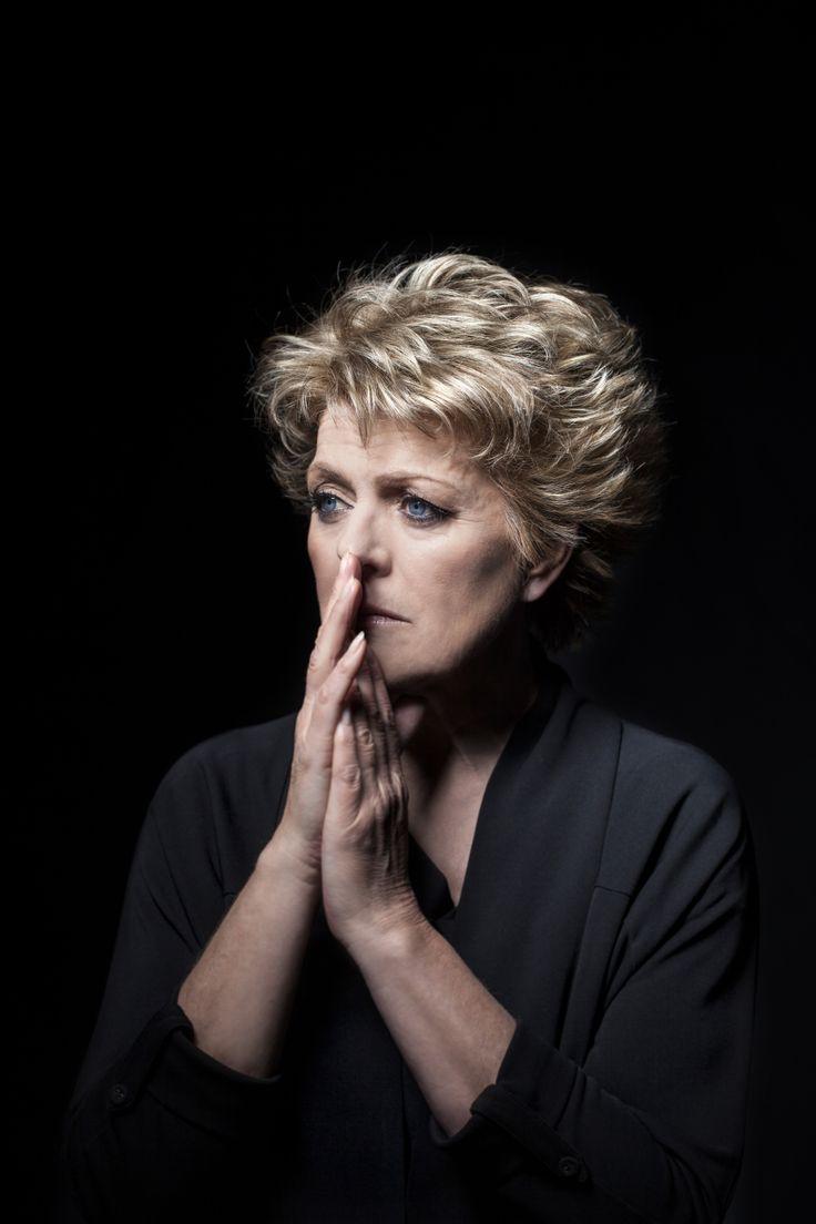 In The Passion 2014 neemt Simone Kleinsma de rol van Maria op zich. © by Jacqueline de Haas