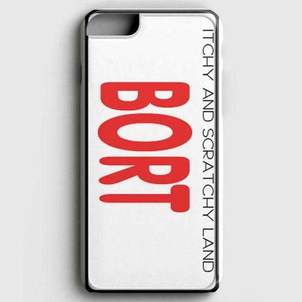 Bort License Plate Cover iPhone 6 Plus/6S Plus Case | casescraft