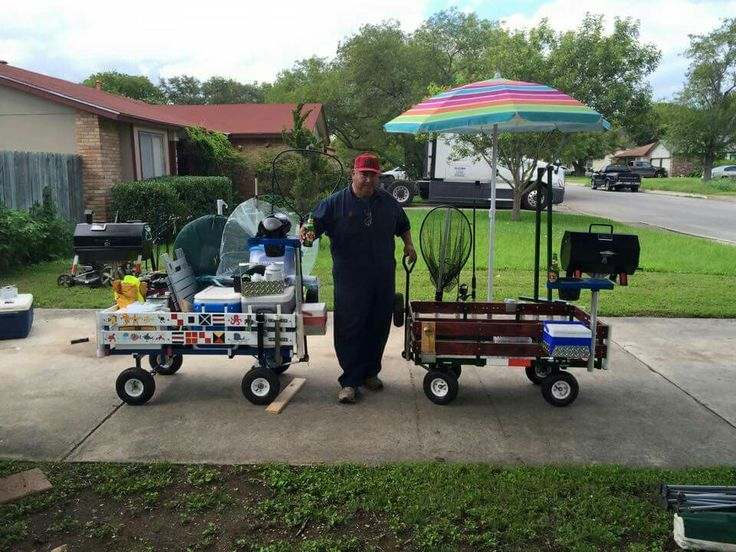 Surf fishing cart diy the best cart for Homemade fishing cart
