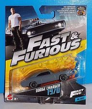 Fast & Furious Fast Five 1970 Dodge Charger 1:55
