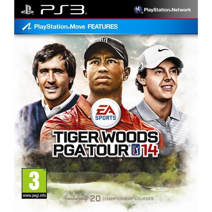 Tiger Woods PGA Tour 14, PlayStation 3, Sports Tiger