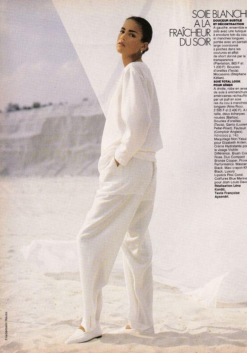 Elle (France) June 1988 | Veronica Webb 07.jpg