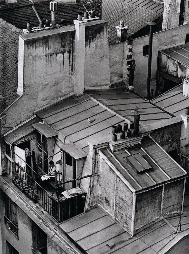 André Kertész quartier latin Paris 1926 - Michèle Poulain - Google+