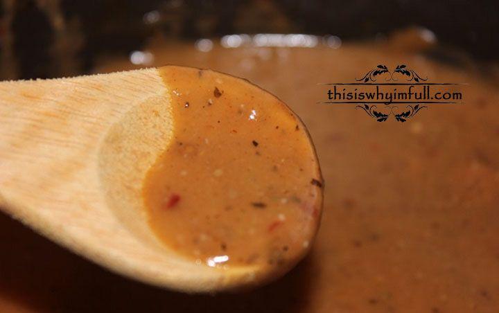 Garlic Citrus Sauce Recipe  http://www.thisiswhyimfull.com/garlic-citrus-sauce