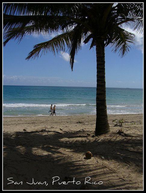Beaches in Puerto Rico